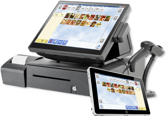 Gestplus POS Tablet Windows
